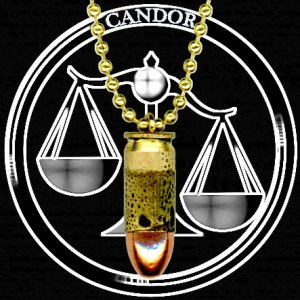 Candor Bullet Casing Divergent Jewelry