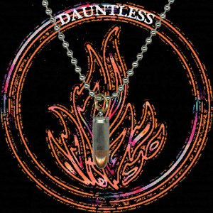 Dauntless Bullet Casing Divergent Jewelry