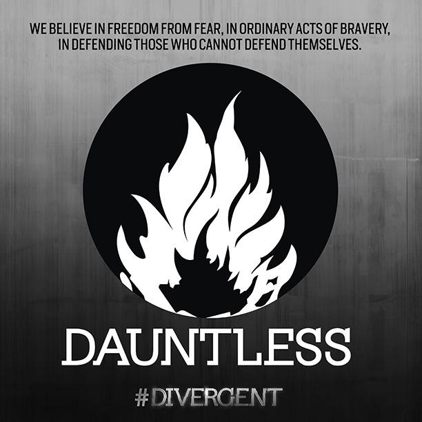 Dauntless   Divergent Fandom
