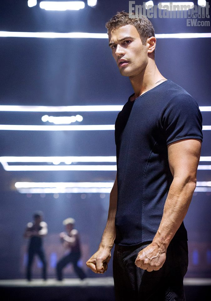 divergent movie cast tobias - photo #13