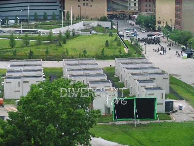Abnegation set | Divergent Fandom