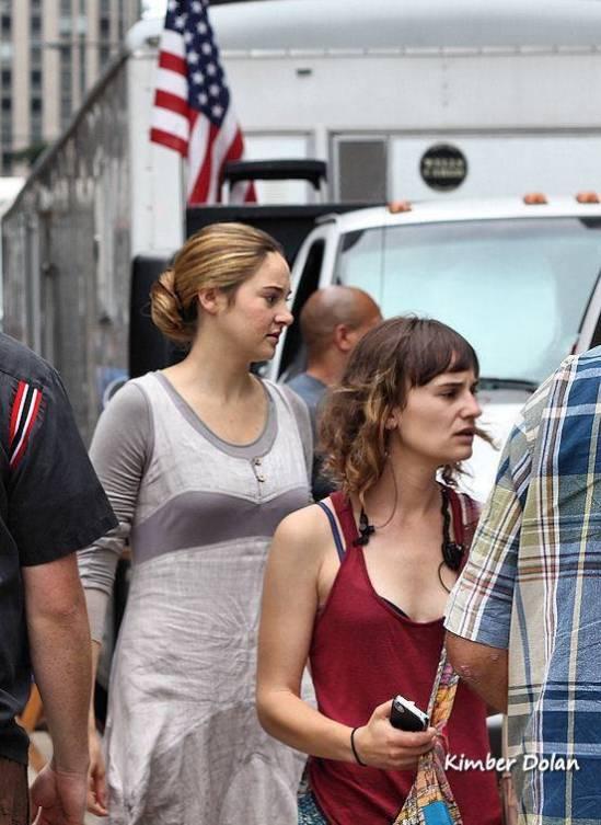 "Shailene Woodley/Beatrice ""Tris"" Prior"