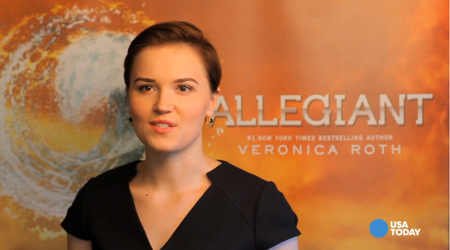 Veronica Roth Books
