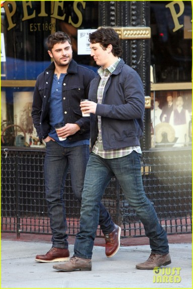 "Miles Teller and Zac Efron in ""That Awkward Moment"""